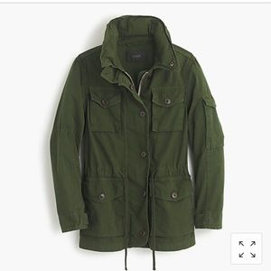 J Crew field mechanic jacket